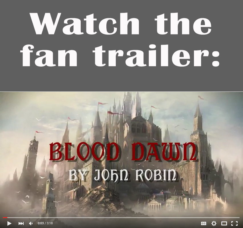 blood dawn fan video blog